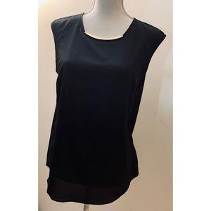 Micheal Kors black sleeveless top